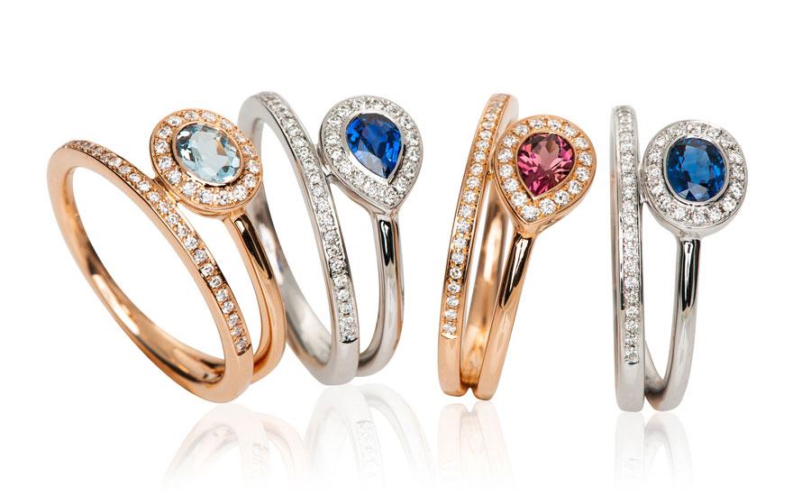 Charming Diamonds