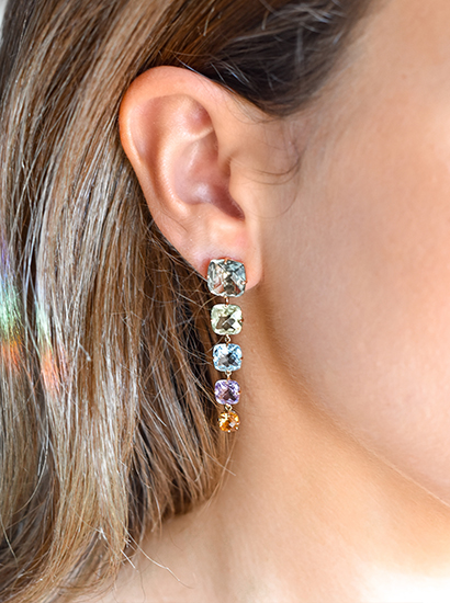 Peter Fischer Juwelen Ohrringe Lebensfreude